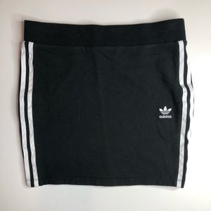 Adidas fitted skirt
